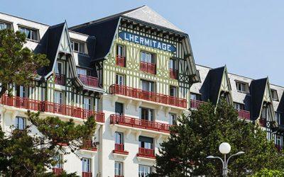 Wirquin project L'HERMITAGE hotel La Baule